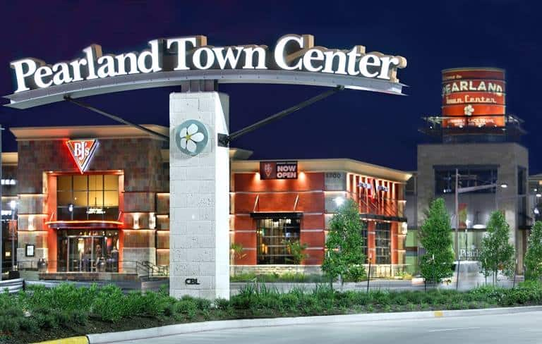 Pearland Texas Town Center